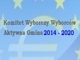 Podziękowania za głosy na kandydatów  KWW Aktywna Gmina 2014 - 2020