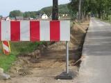 Mieszkańcy Zelewa i  Luzina chcą kontynuacji remontu drogi powiatowej Zelewo – Zamostne. Podjęliśmy  już w tej sprawie działania.
